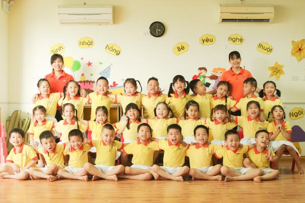 Trường mầm non TD Kids Star - Trung Văn