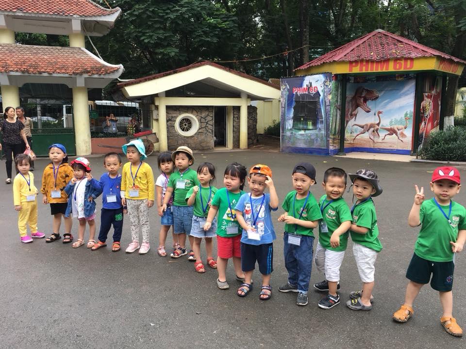 Trường mầm non Thái Học - 16B Nguyễn Thái Học
