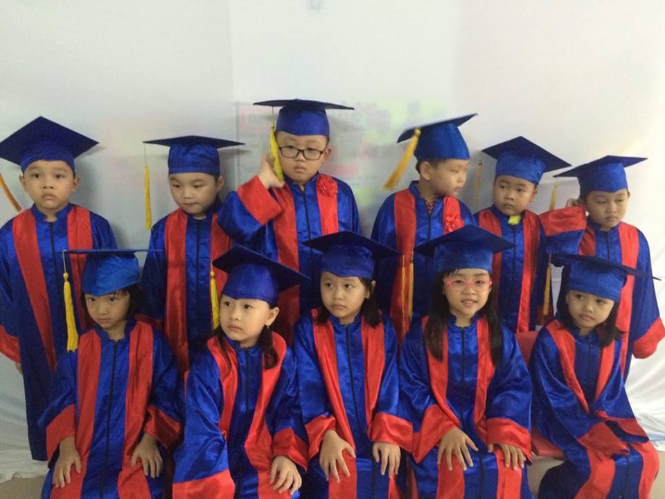 Trường mầm non Thần Đồng - Tân Quý
