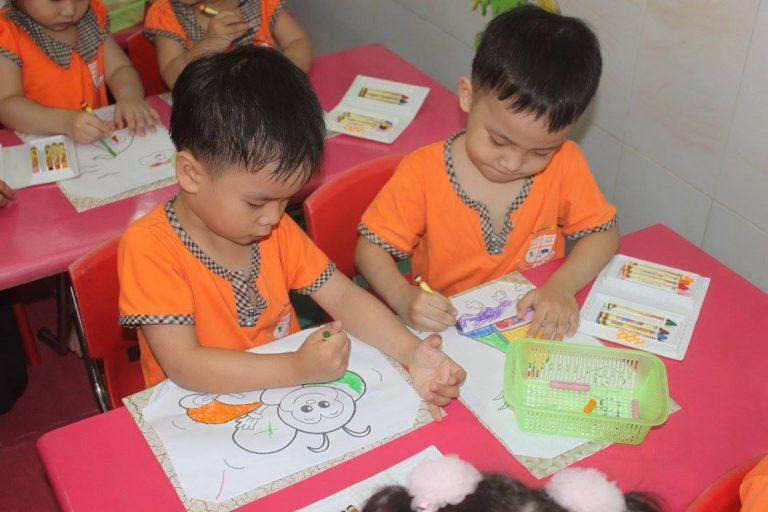 Trường mầm non Thần Đồng Việt - Lý Tự Trọng