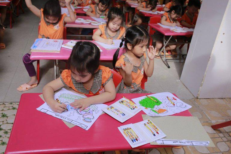 Trường mầm non Thần Đồng Việt - Nguyễn Chí Thanh