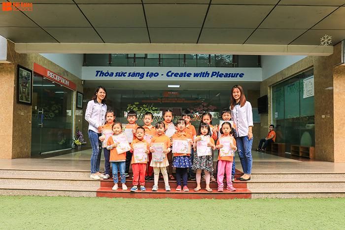 Trường mầm non Thăng Long (Bill Gates schools) - Hoàng Mai