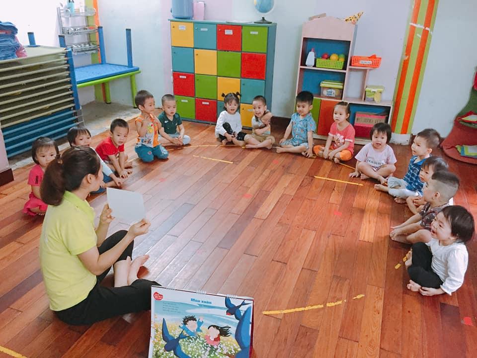 Trường mầm non Thăng Long - Đồng Tâm