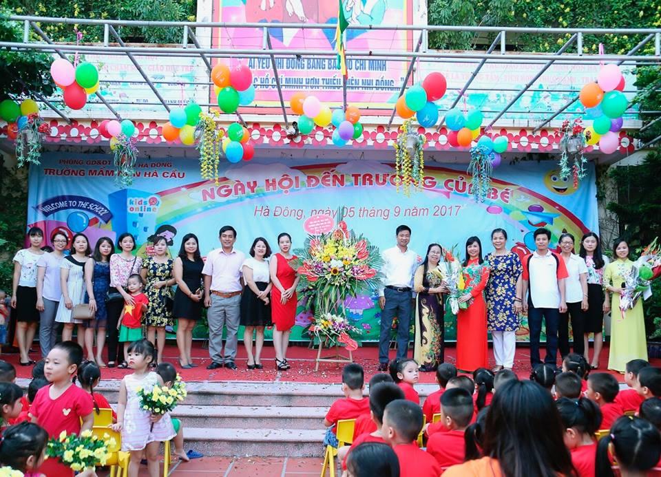 Trường mầm non Thăng Long - Hà Đông