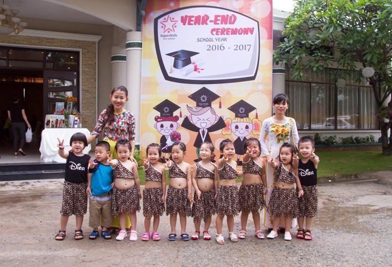 Trường mầm non Thạnh Hòa - Thạnh Hòa