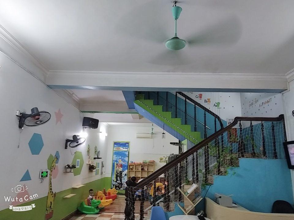 Trường mầm non Thảo Nguyên Định Công - khu đô thị Định Công