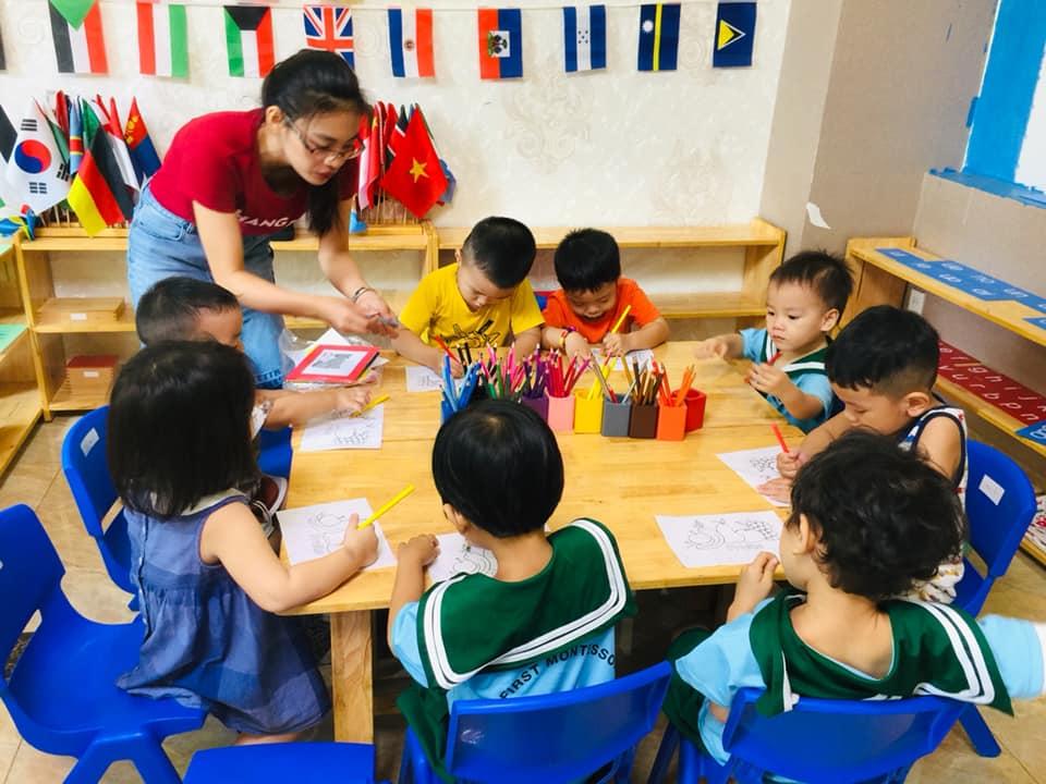 Trường mầm non The First Montessori Academy CS2 - Phú Hữu