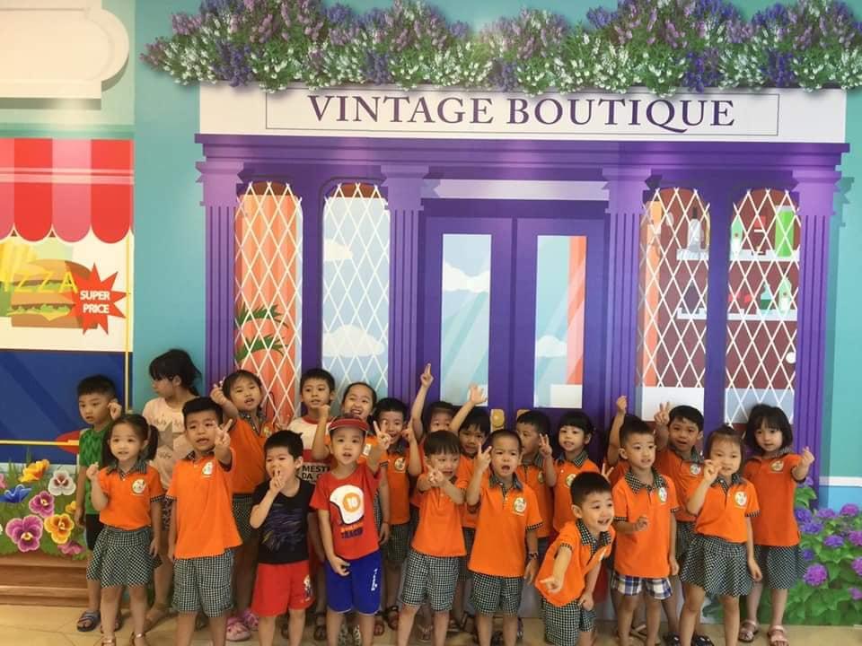 Trường mầm nonThế giới bé nhỏ – Tiny World Montessori- Đại Kim