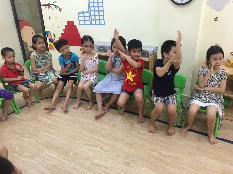 Trường mầm non Thế Giới Bé Nhỏ (Tiny world ) - Vạn Phúc Hà Đông