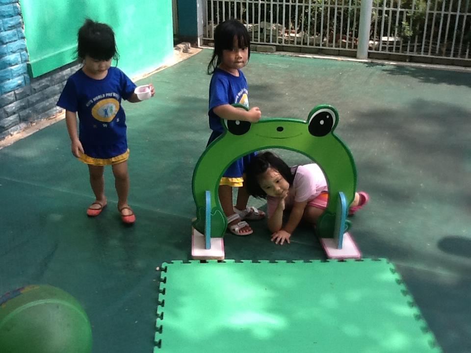 Trường mầm non Thế Giới Trẻ Thơ (Kid's World)- Tân Quy