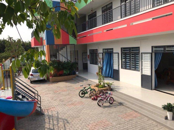 Trường mầm non Thế Giới Trẻ Thơ - Phường Long Trường