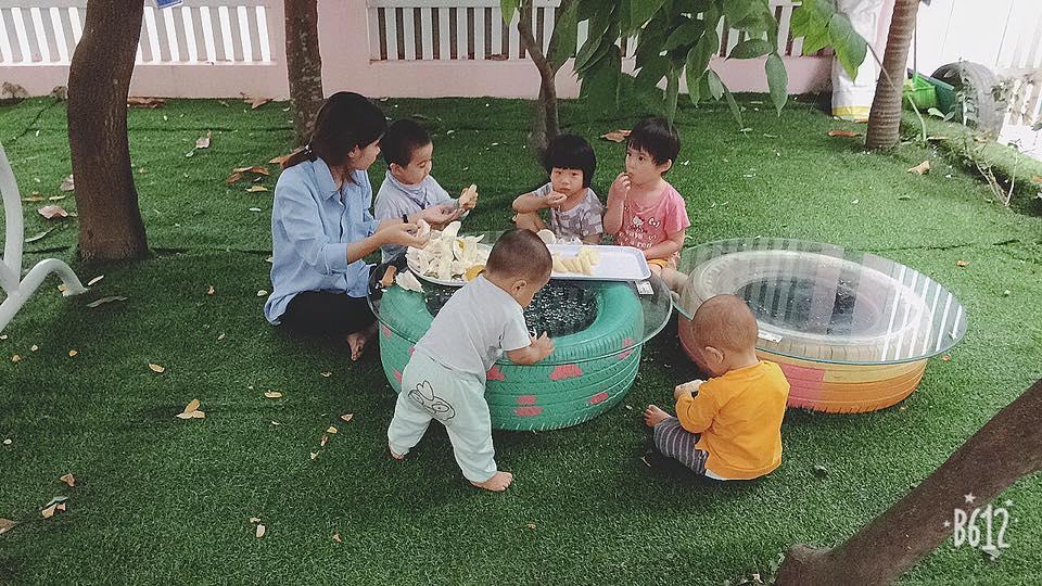 Trường mầm non The Little Garden - An khánh