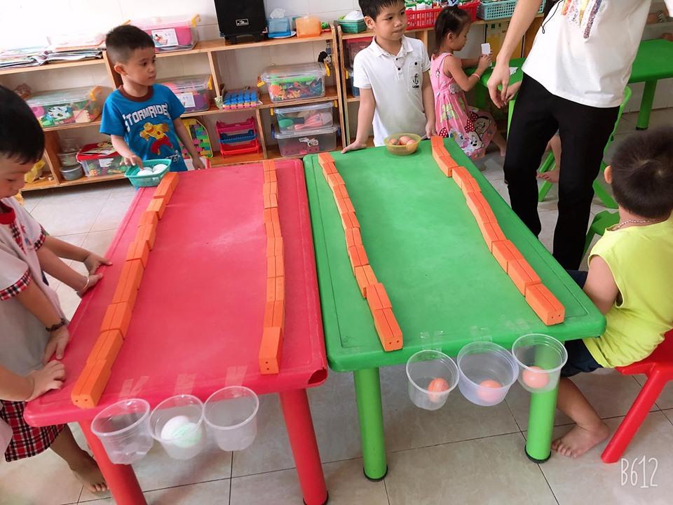 Trường mầm non Thiên Ấn CS1 - Tân Chánh Hiệp