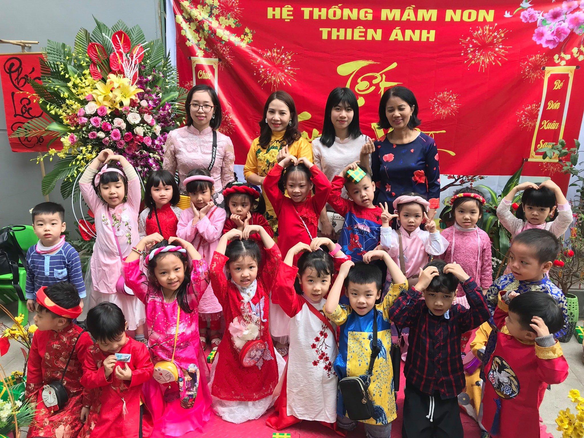 Trường mầm non Thiên Ánh - Láng Hạ