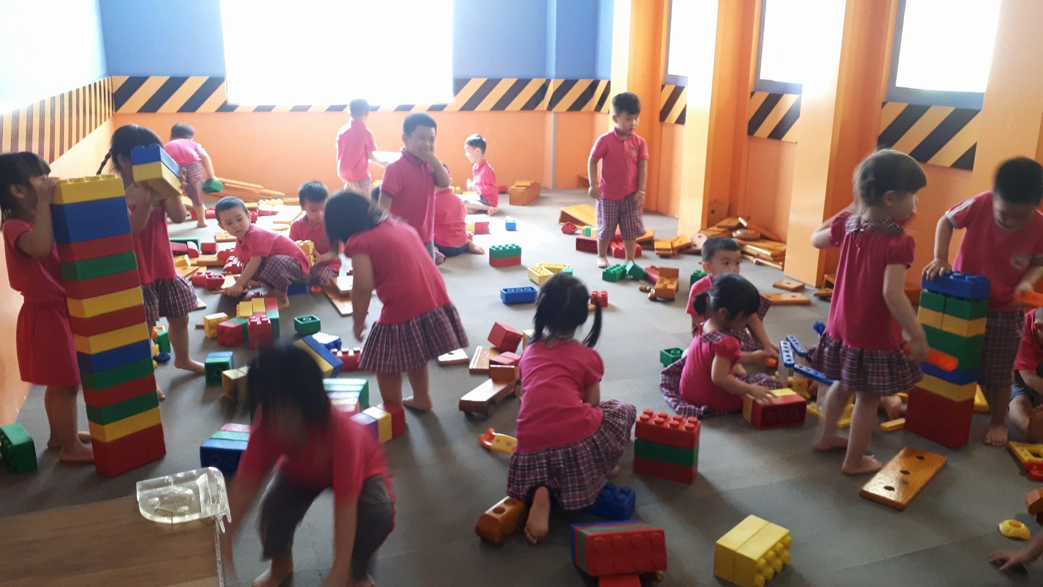 Trường mầm non Thiên Nga - Phan Văn Trị
