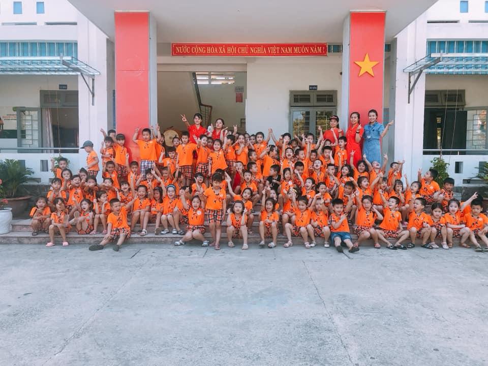 Trường mầm non Thiên Thần Nhỏ - Lê Thiết Hùng