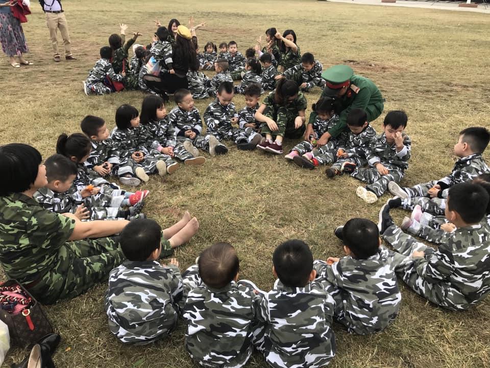 Trường mầm non Thỏ Ngọc - Đình Đông