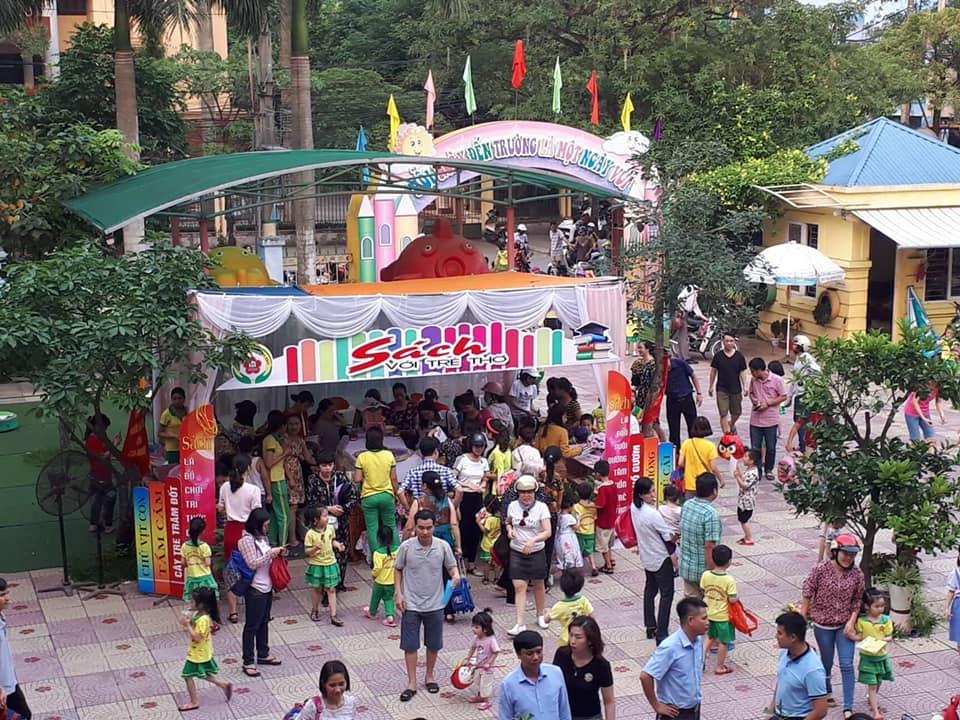 Trường mầm non Thống Nhất - Nguyễn Đức Thuận
