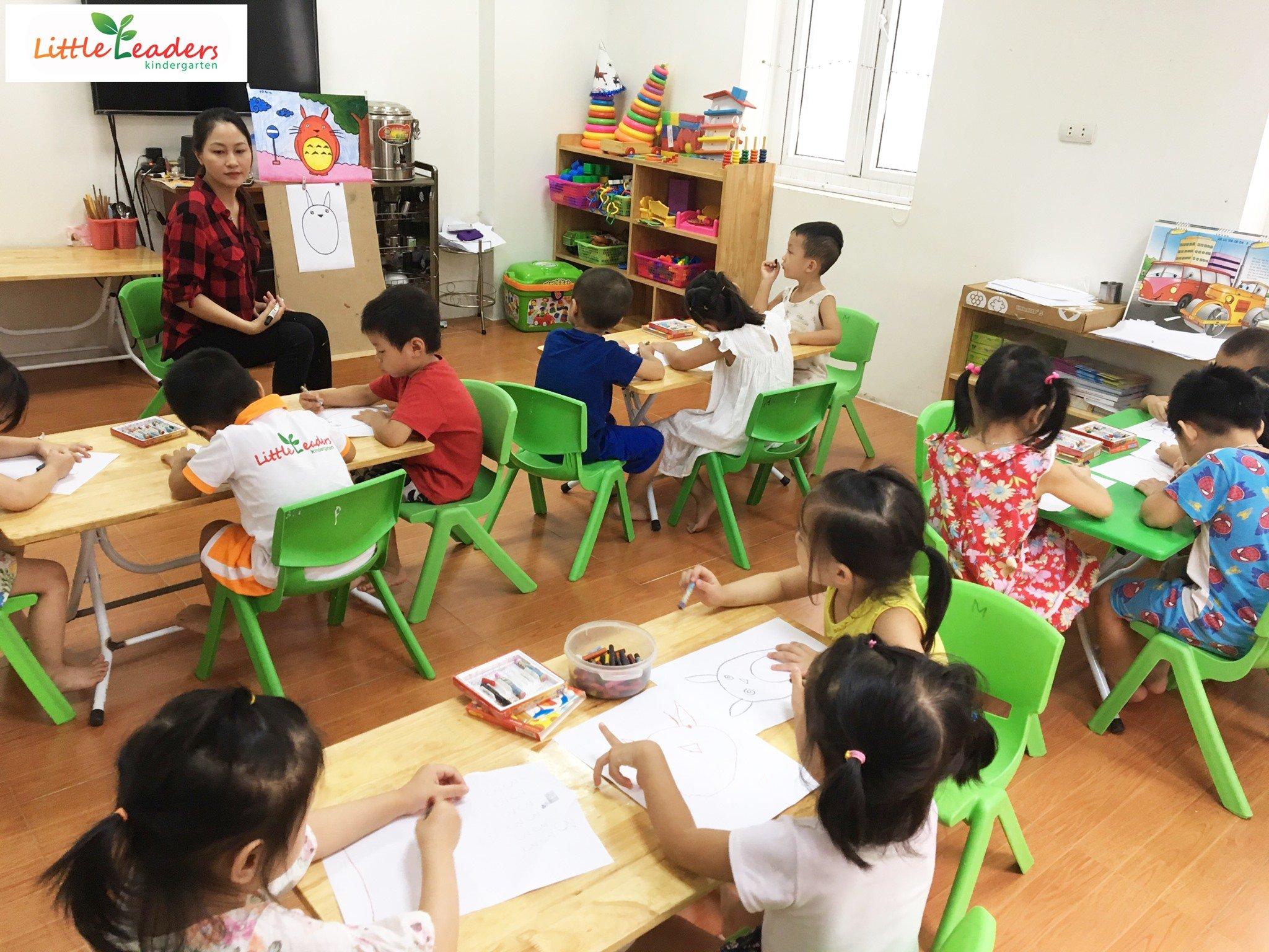 Trường mầm non Thủ Lĩnh Nhí (Little Leader Kindergarten - LLK ) - Tây Mỗ
