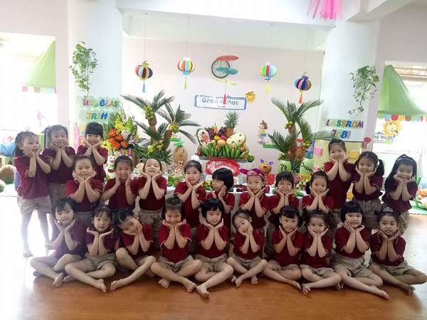 Trường mầm non thực hành Linh Đàm - Đại Kim