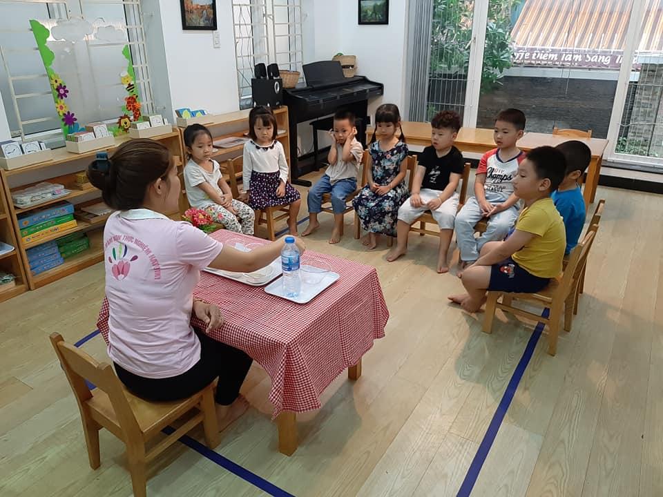 Trường mầm non thực nghiệm Hatomi (Hatomi Hands-on Kindergarten ) - Bùi Xuân Phái