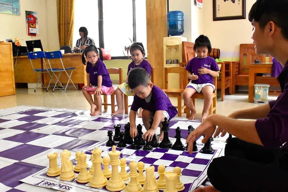 Trường mầm non thực nghiệm Việt - Anh ( KDT Tây Nam Linh Đàm )