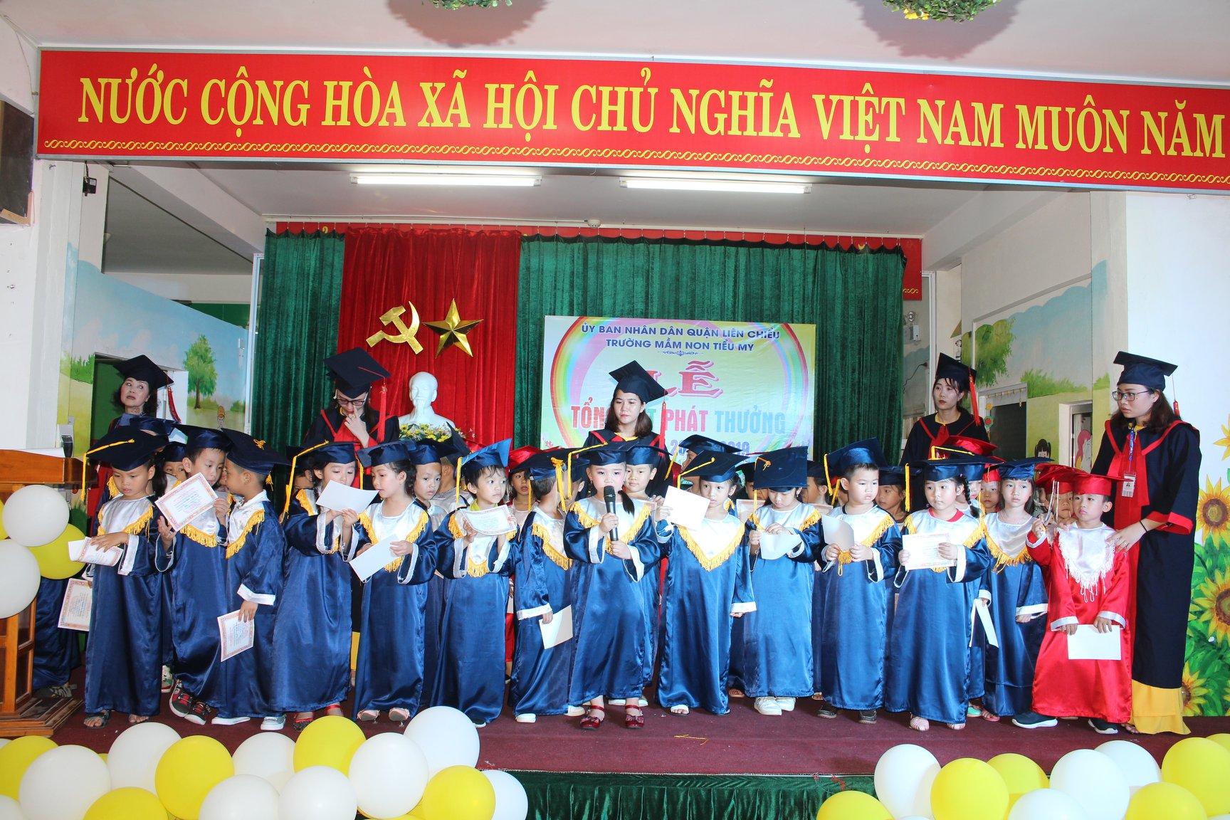 Trường mầm non Tiểu My - Nguyễn Lương Bằng