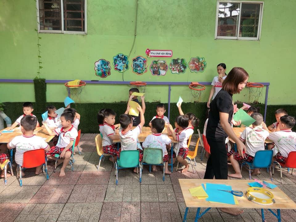 Trường mầm non Tinh Khôi - Trảng Dài