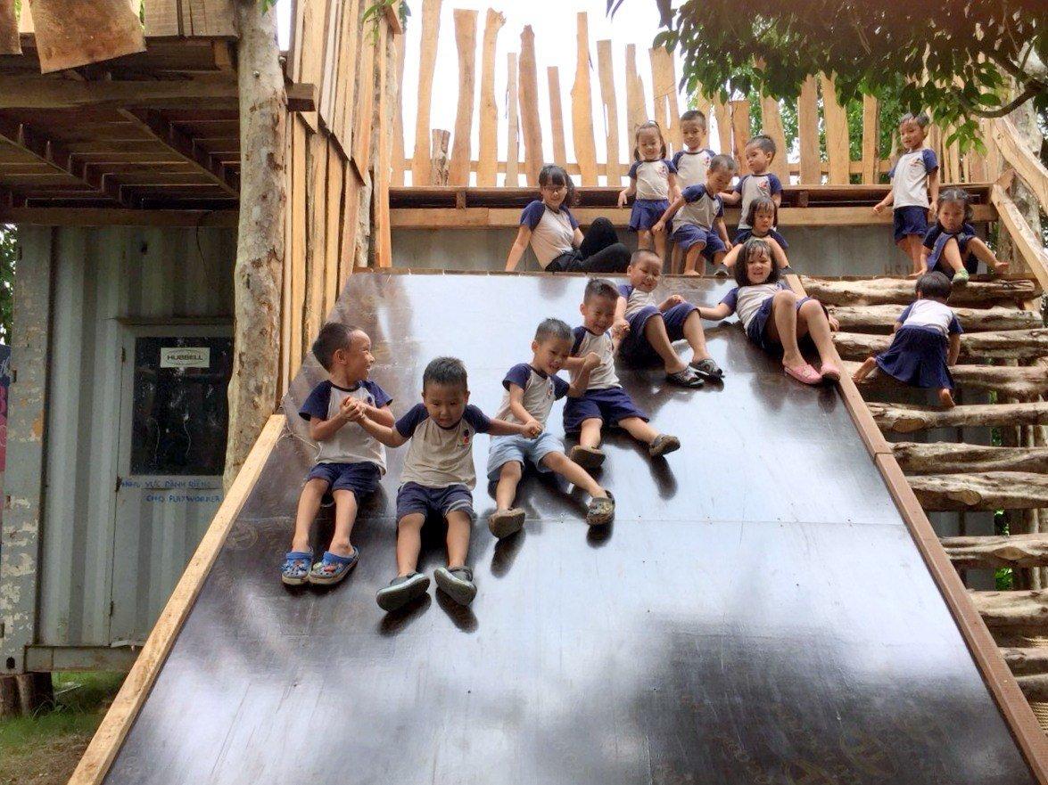 Montessori Inspired Tiny Nest - Mầm non Tổ Nhỏ - Linh Đàm