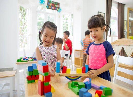 Trường mầm non Tomato - Tân Phú