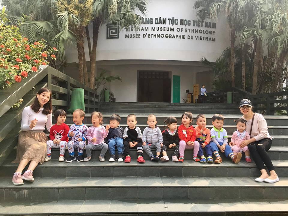 Trường mầm non Tomokid I - Lê Trọng Tấn
