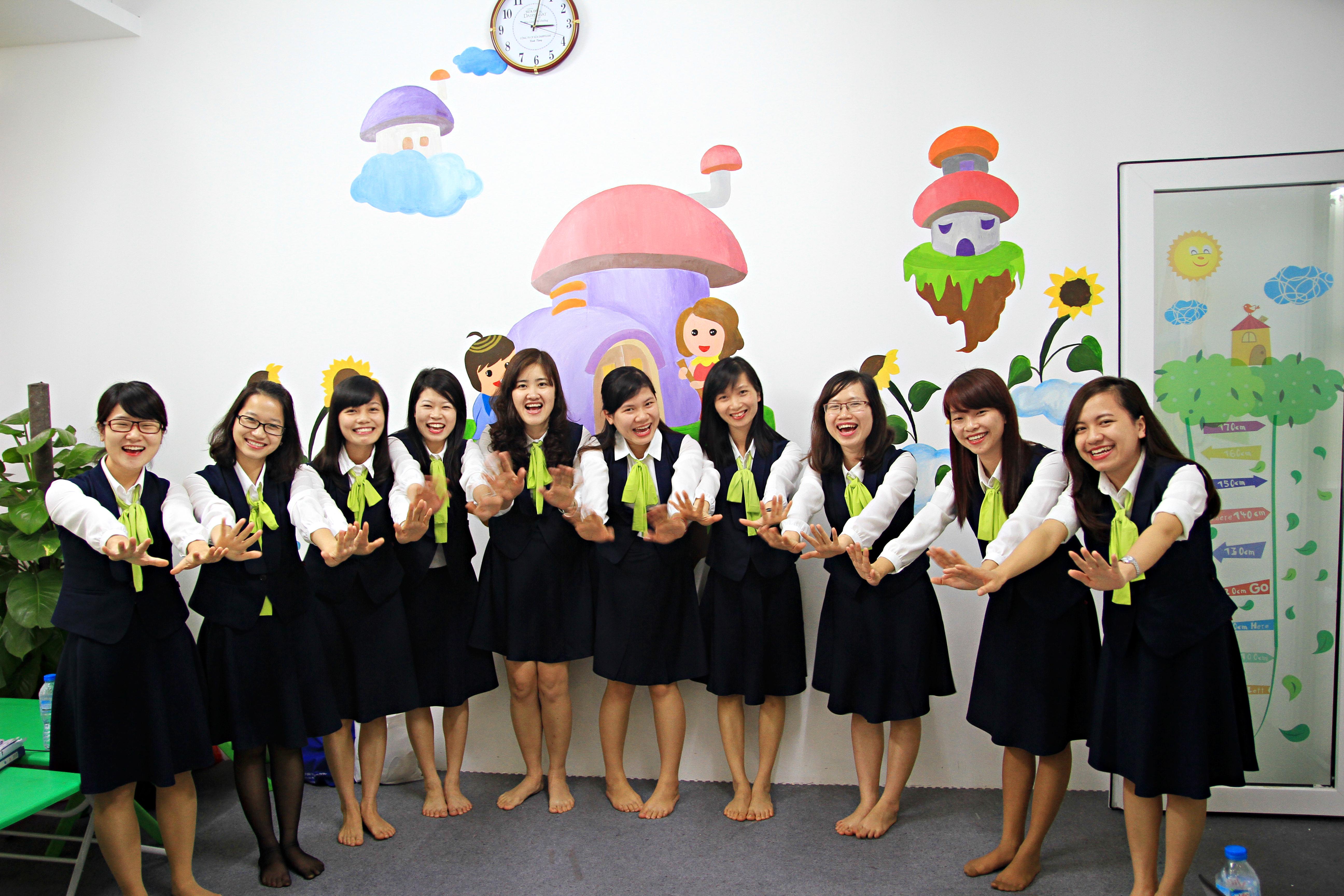 Trường mầm non Tomokid II - Ngô Thì Nhậm