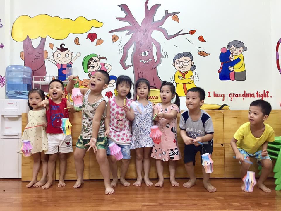 Trường mầm non Tomokid IV - Cát Linh