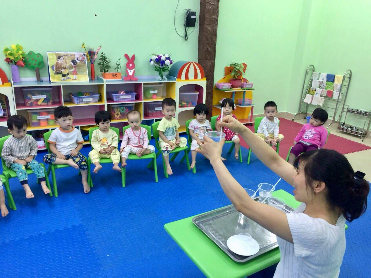 Trường mầm non Tomokid III - Kim Mã