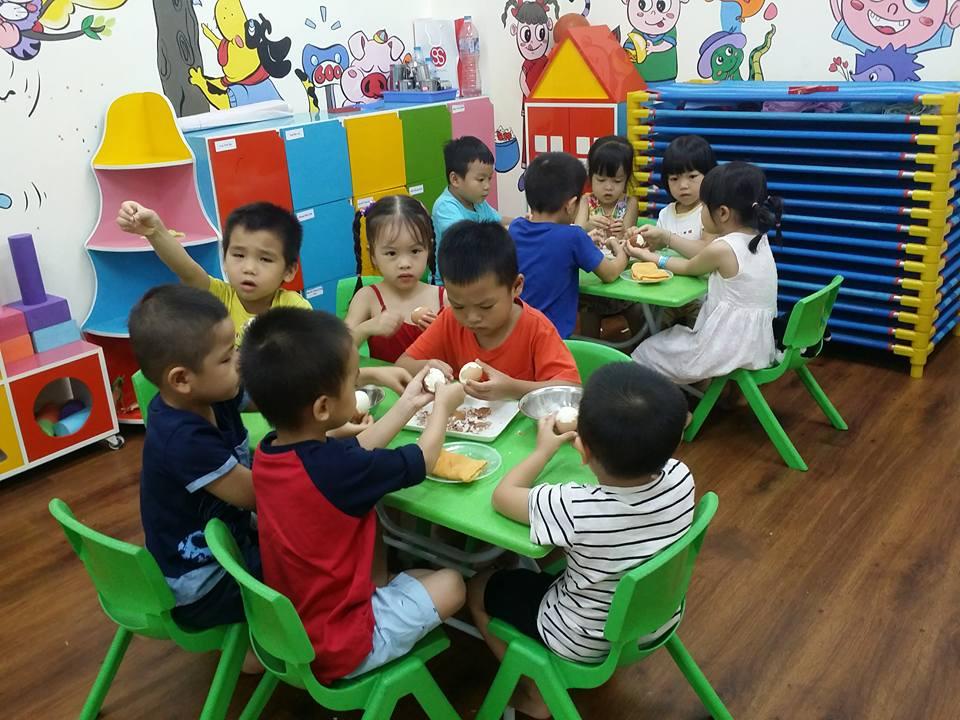 Trường mầm non Tomokid VI - Hàm Nghi