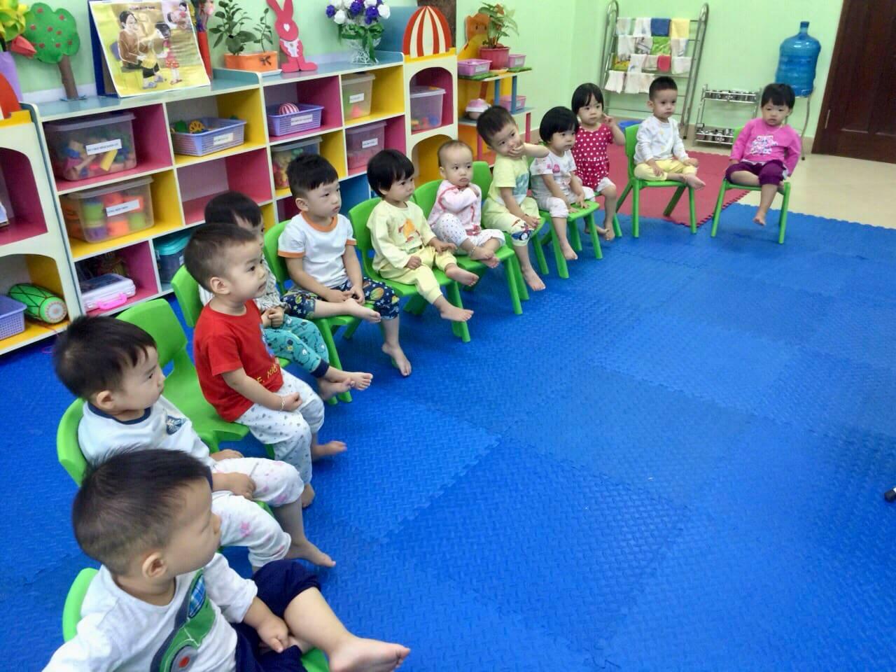 Trường mầm non Tomokid V - Hoa Bằng