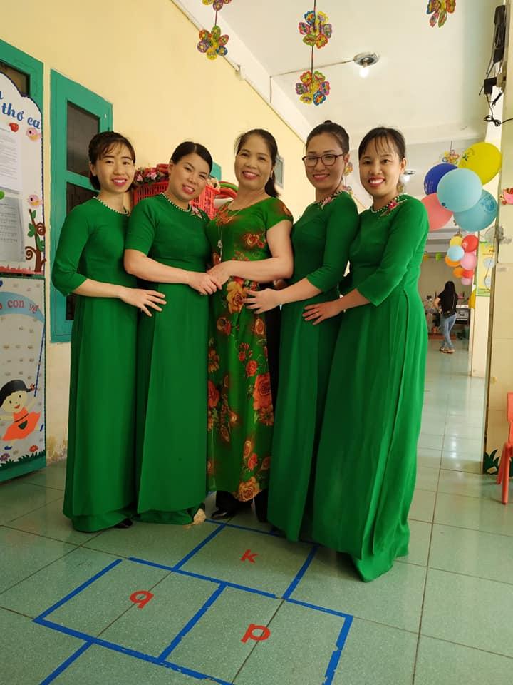 Trường mầm non Trần Thành Ngọ - Kiến An