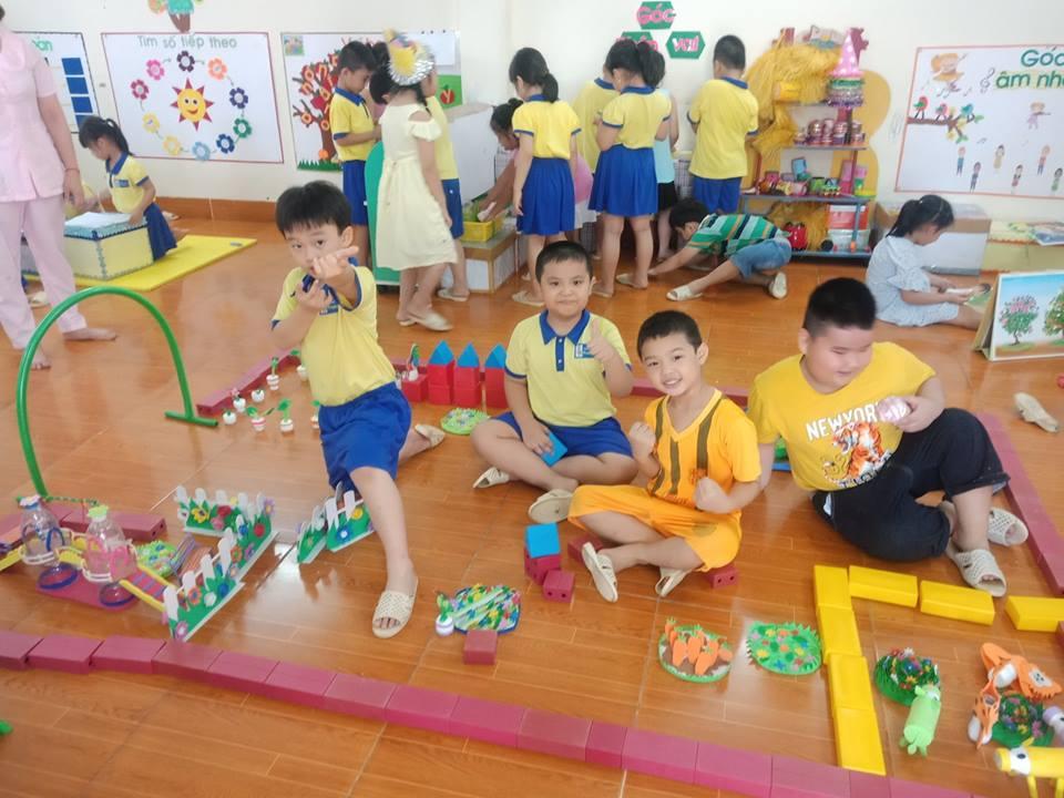 Trường mầm non Trạng Tí 2 - Hưng Lợi