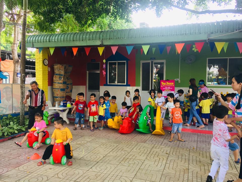 Trường mầm non Trạng Tí - An Khánh