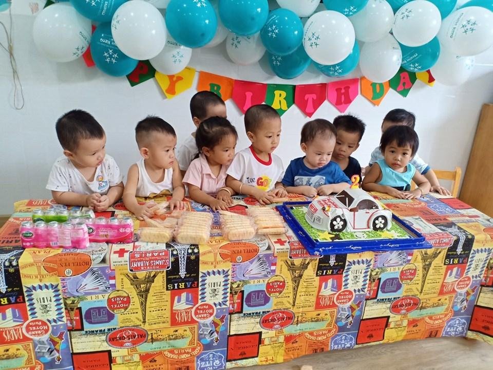 Trường mầm non Trẻ Sáng Tạo - Thạnh Xuân