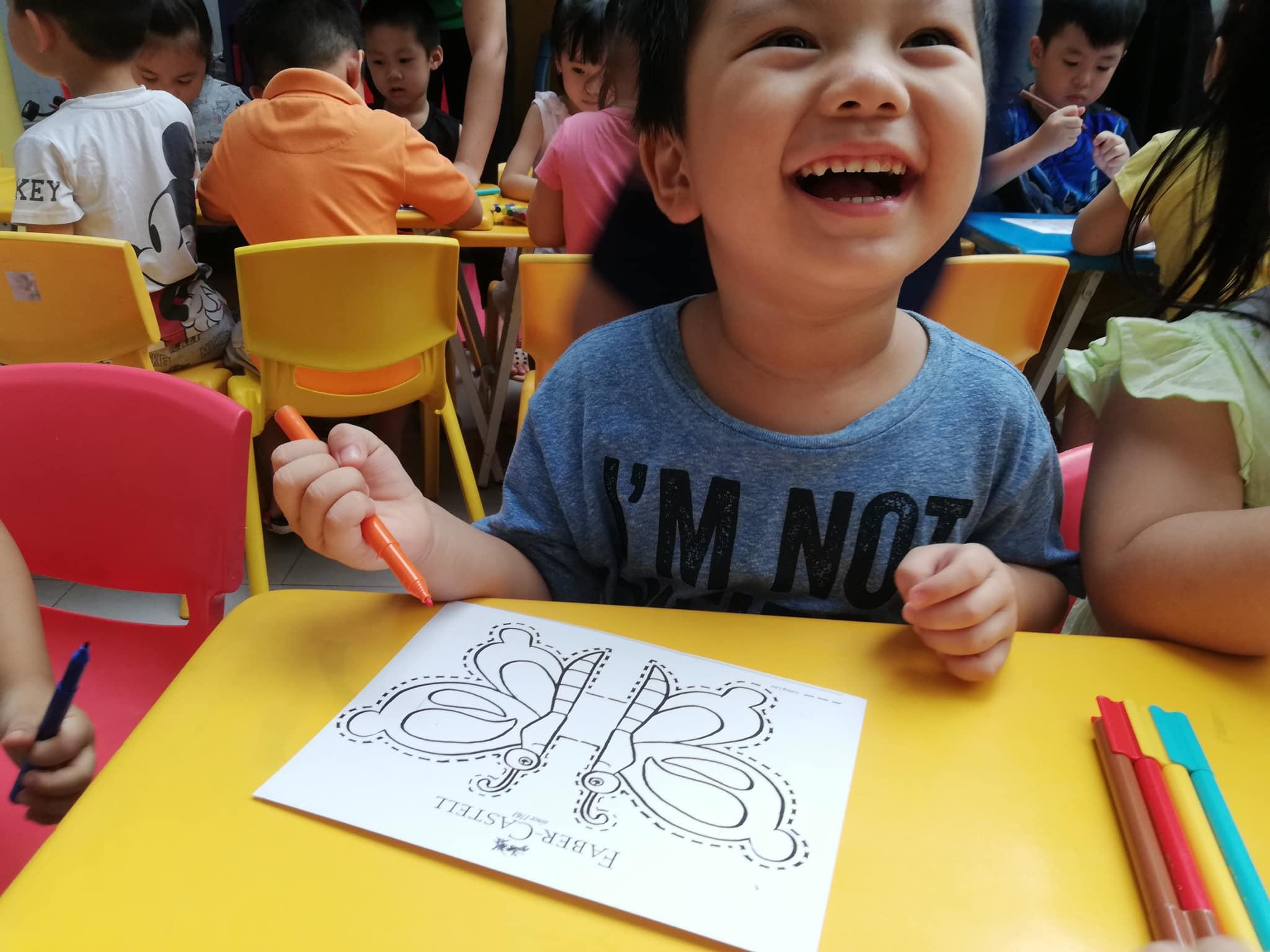 Trường mầm non Trẻ Thơ - Phường 4