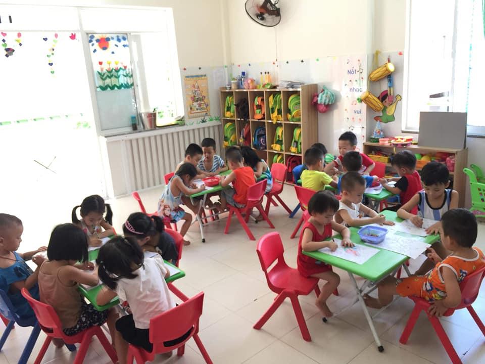 Trường mầm non Trí Nhân -  Đỗ Đăng Tuyển