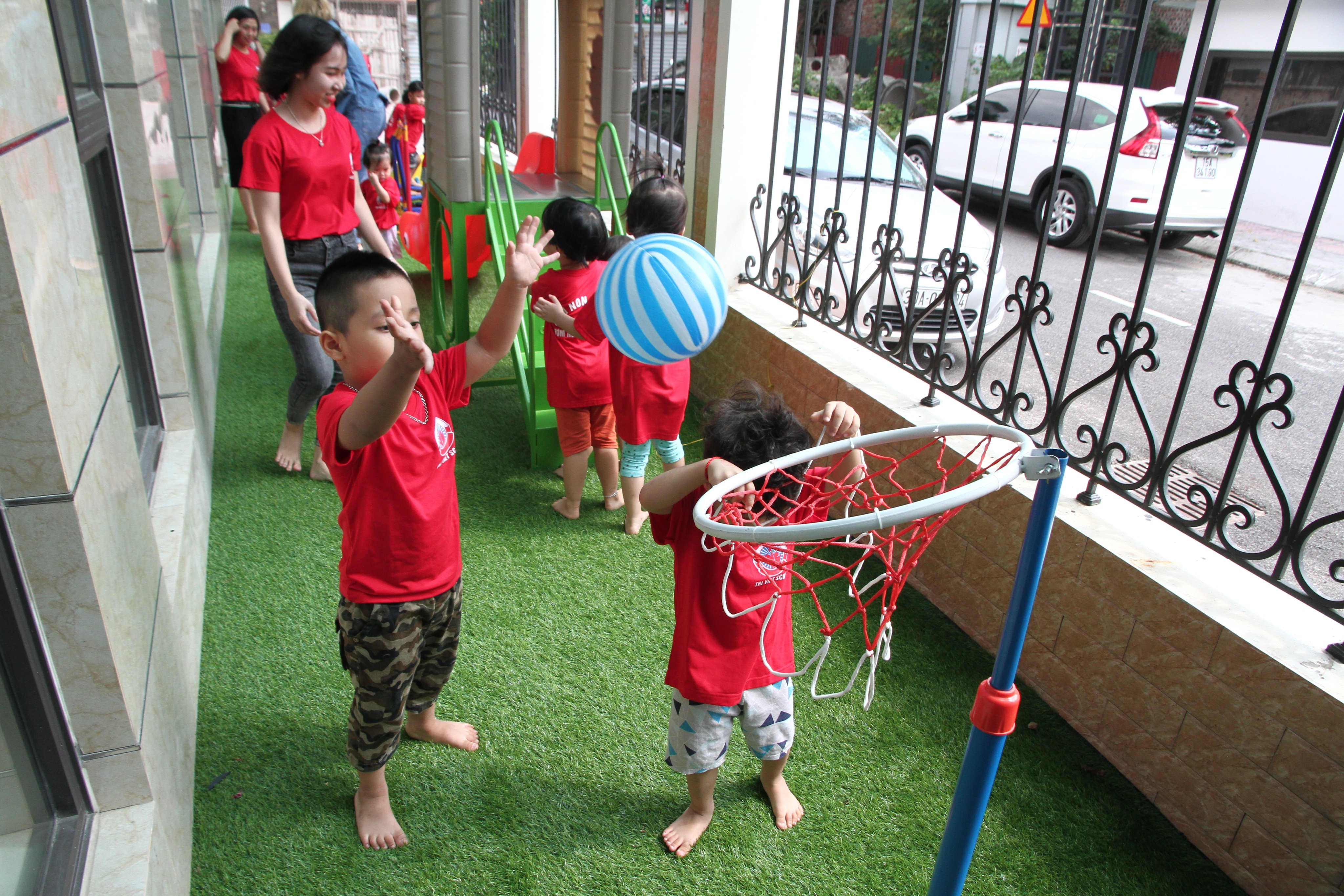 Trường mầm non Trí Việt - Phố Sài Đồng