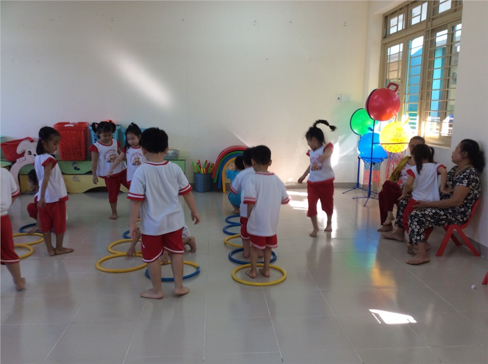Trường mầm non Trường Thạnh - Trường Thạnh