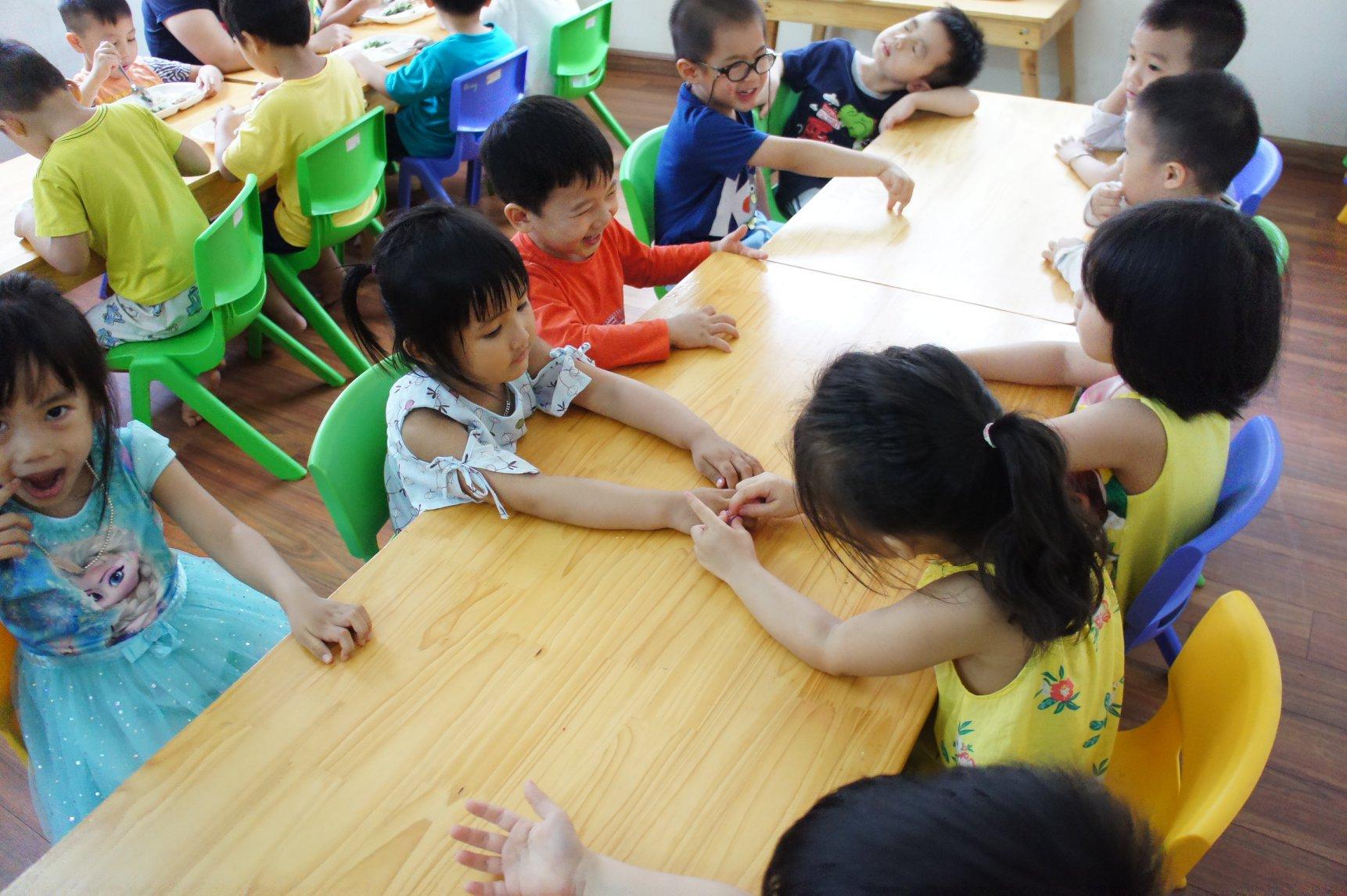 Trường mầm non Tsubaki - Mỗ Lao