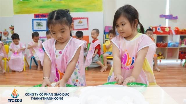 Trường mầm non TTC Sài Gòn 2 (Mầm non Abi) -  27 Trịnh Đình Thảo