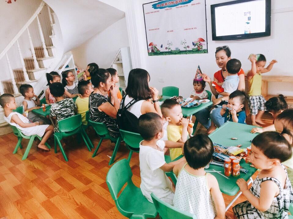 Trường mầm non tư thục Ánh Sao Mai - Đào Duy Anh