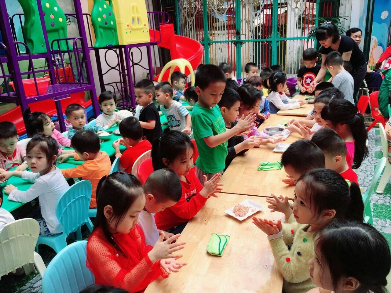 Trường mầm non Tư thục BiBi - Tân Mai