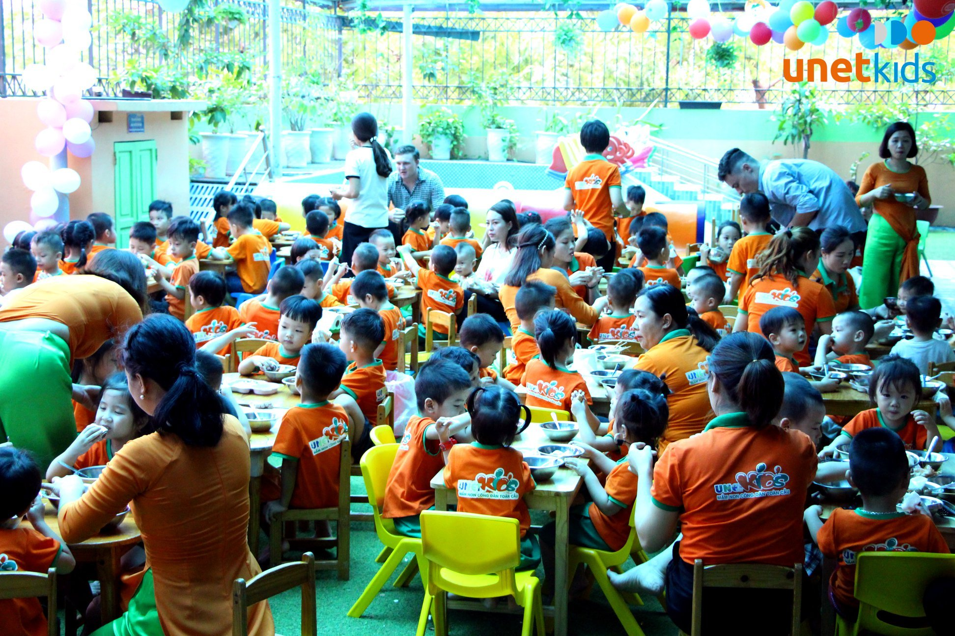 Trường mầm non tư thục Công Dân Toàn Cầu ( Unetkids ) - Nhân Chính