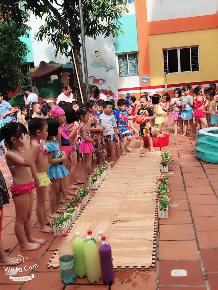 Trường mầm non tư thục Hoa Anh Đào - KĐT Mỹ Đình 1